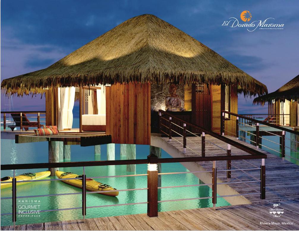 El dorado maroma all inclusive resort back pocket travel for El dorado cabins